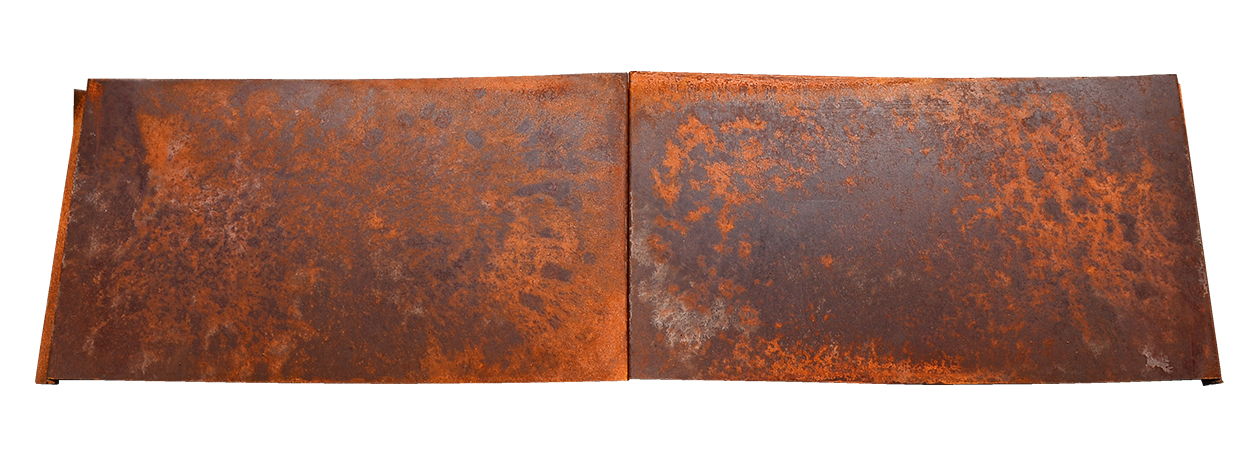 Flush Wall And Soffit Panel A606 4 Aka Corten Weathering Steel
