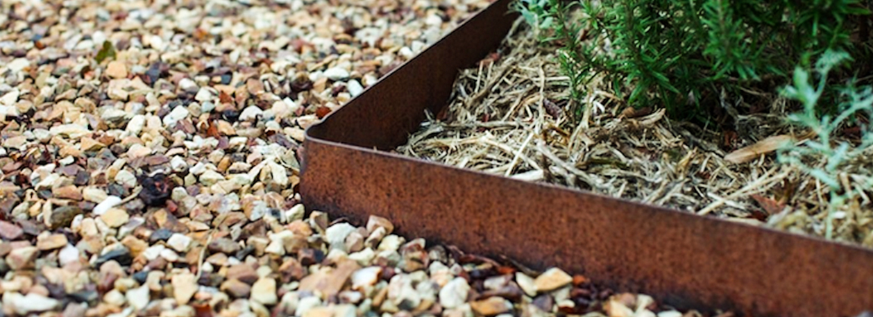 Corten Landscape Edging